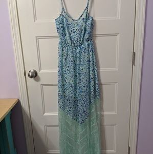 Candies full length Spring Dress Sz Small
